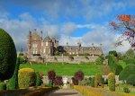 visit Drummond Castle Gardens