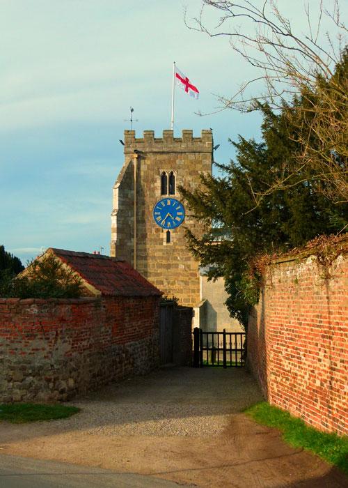 St Andrew's Aldborough