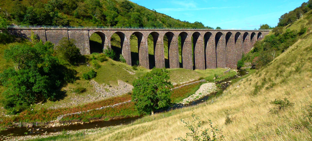 Smardale Gill and Viaduct
