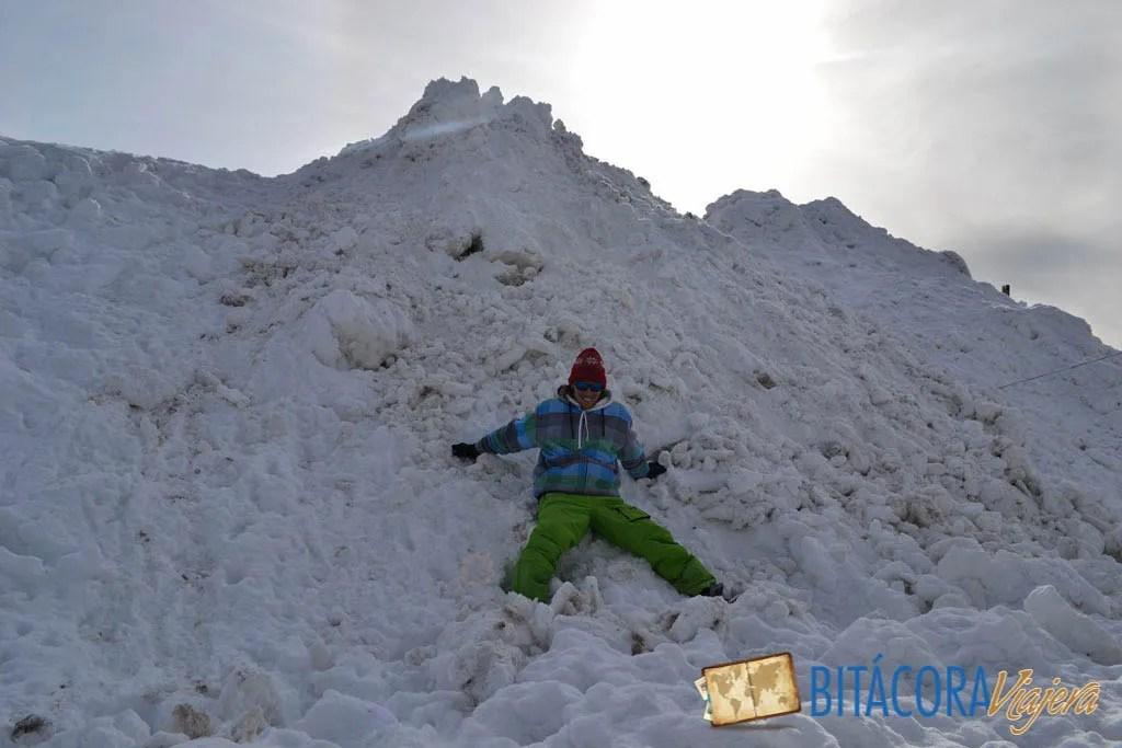 nieve en hotham