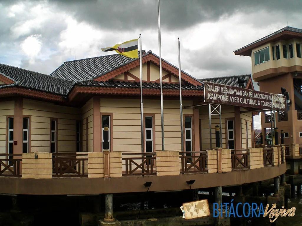 kampong ayer aldea flotante brunei (6)
