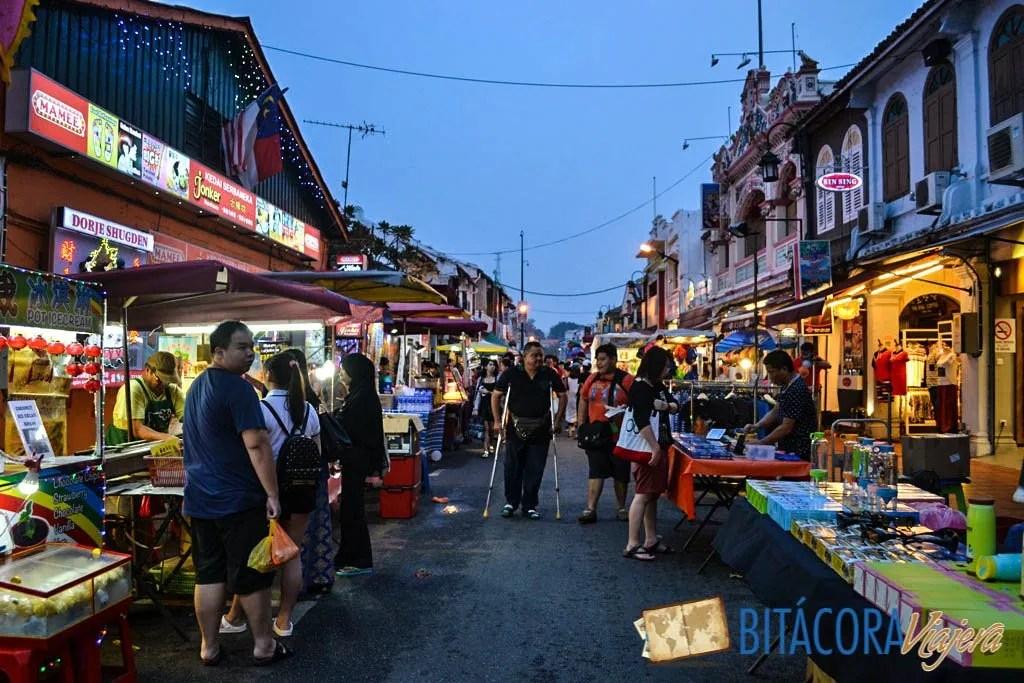 mercado nocturno de melaka (5)