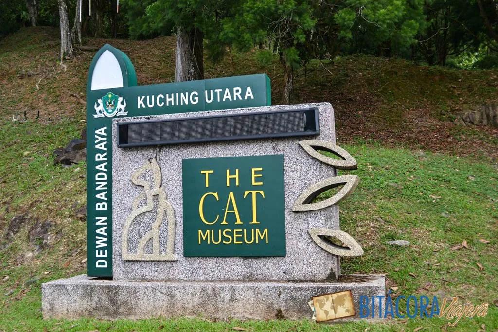 museo del gato kuching (1)