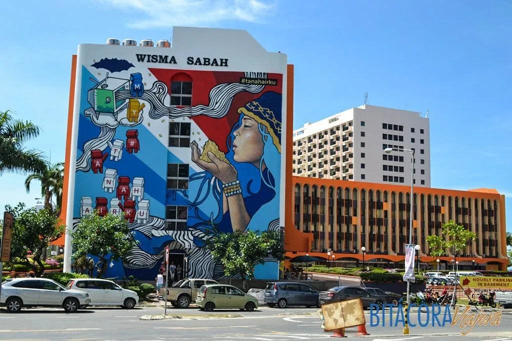 Kota Kinabalu y las playas de Borneo (6)