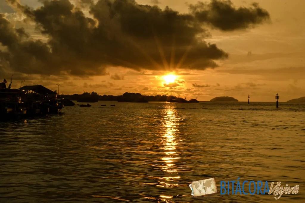 Kota Kinabalu y las playas de Borneo (8)