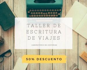 taller de escritura de viajes online