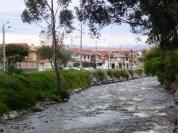 Rio en Cuenca.