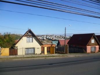 Casas en Chile