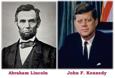 Lincoln Vs Kennedy