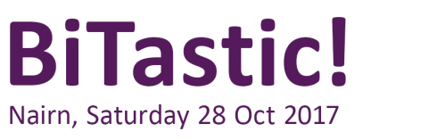 BiTastic! | Nairn, Saturday 28 Oct 2017