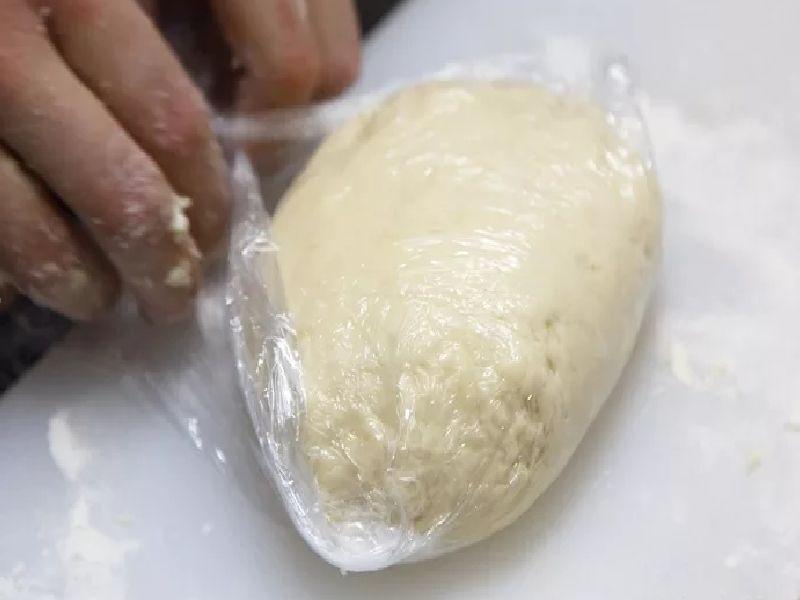 правильное тесто на манты рецепт с фото для