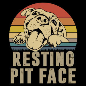 Resting Pitface