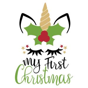 Little Unicorn's First Christmas