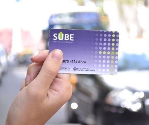 SUBE-card