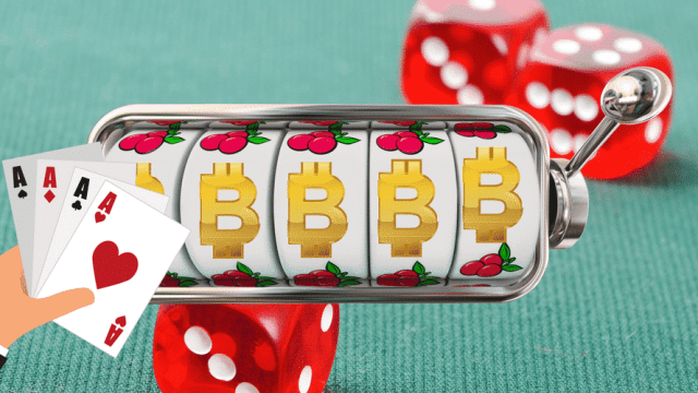Bitcoin is Eating the Entire Online Gambling Industry