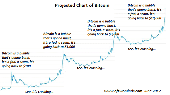 Bitcoin Price Projection