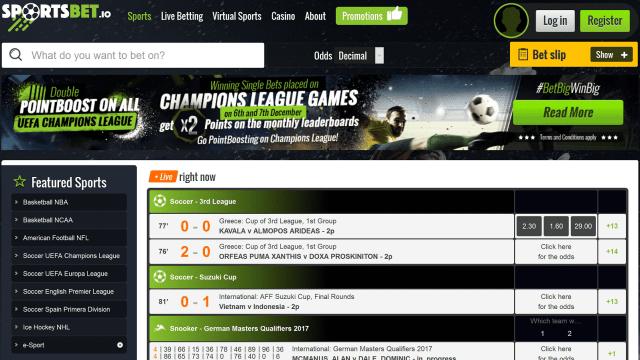 Sportsbet Bitcoin Promo