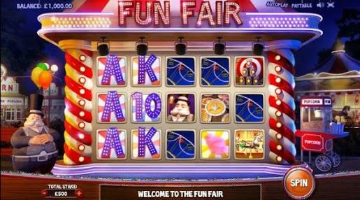 Fun Fair Casino Games