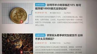 【Bitcoin ビットコイン】最新情報、相場、これからの動きのヒント