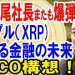 【仮想通貨】SBI北尾社長またも爆弾発言!リップル(XRP)が創る金融の未来&ICO構想!!マイ ムービー