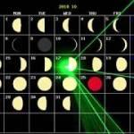 月齢カレンダー2018年10月 (株価予測・ビットコイン・金先物)月の満ち欠け・体調・精神・感情