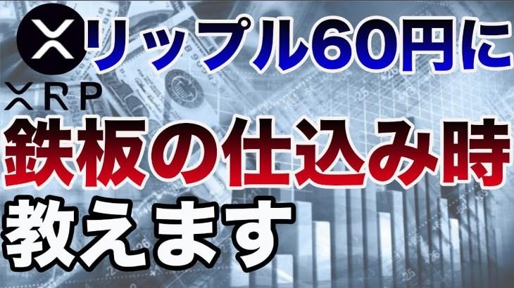 【有料級】65円リップル、勝率99.9%の仕込み時を教えます!! 稼げる仮想通貨投資 ビットコイン