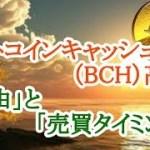 【仮想通貨】ビットコインキャッシュ (BCH)高騰!その理由と次回ハードフォーク&売買タイミング。(最新情報)