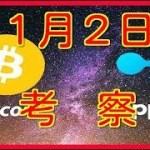 11月2日 BTC ビットコイン 考察