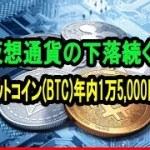仮想通貨の下落続くも、トム・リー氏「ビットコインBTC年内1万5,000ドル」との予想を維持