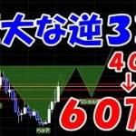 仮想通貨 ビットコインBTC 日足の逆3尊で60万円を視野に!?上昇への期待【暗号通貨 12/21】