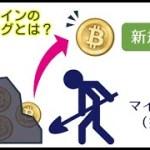 ビットコインマイニング(Bitcoin Mining)とは?
