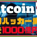 ビットコイン 機関投資家も参入しない理由!! ハッカーの存在が明らかに!?【暗号通貨 仮想通貨 】