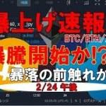 ビットコイン、イーサリアム、リップル爆上げ速報、爆騰か暴落か?(仮想通貨、暗号通貨)