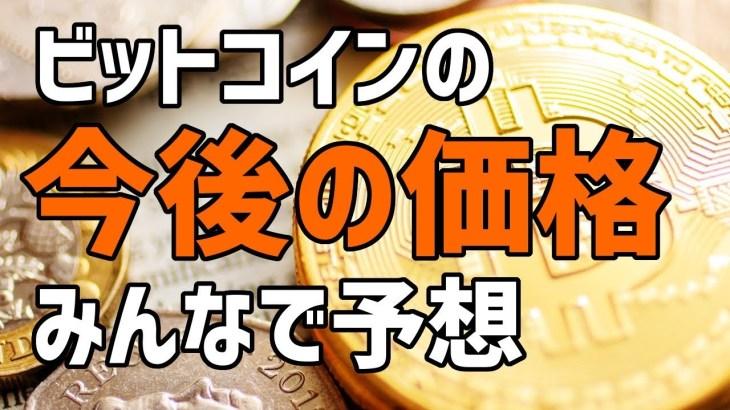 ビットコインは1億円になる?!仮想通貨の今後をみんなで予想!収支も大公開!