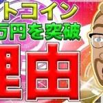 【仮想通貨】ビットコイン(BTC)95万円を突破して今後はどうなるのか?