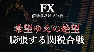 【FX】希望ゆえの絶望、膨らみ続ける関税合戦(2019年5月13日)