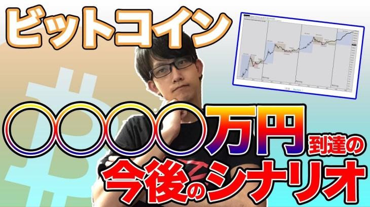 ビットコイン〇〇〇〇万円到達までの今後のシナリオとは!|アップデート仮想通貨大学