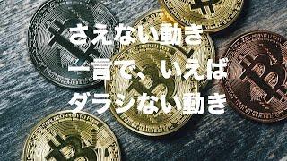 【ビットコイン】ダラシない動き 今日の仮想通貨 2019 8月7日