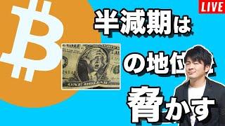 2020年のビットコイン(BTC)半減期は米ドルの地位を脅かす転機の始まりに?|暗号資産大学