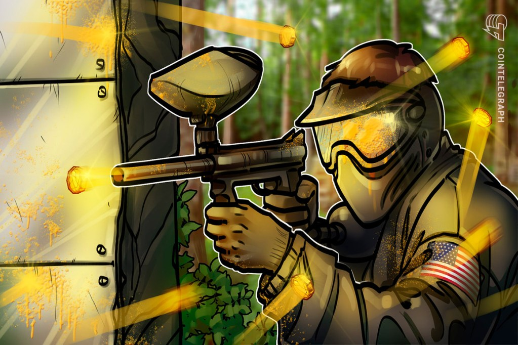A trade war misstep? China is vacating crypto battlefield to US banks