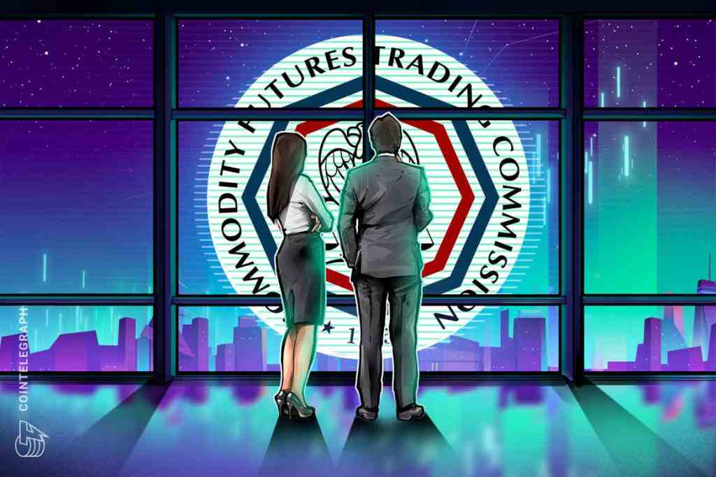 Biden's pick for CFTC chair wants the agency to be a 'beat cop' with the authority to oversee 60% of digital asset market