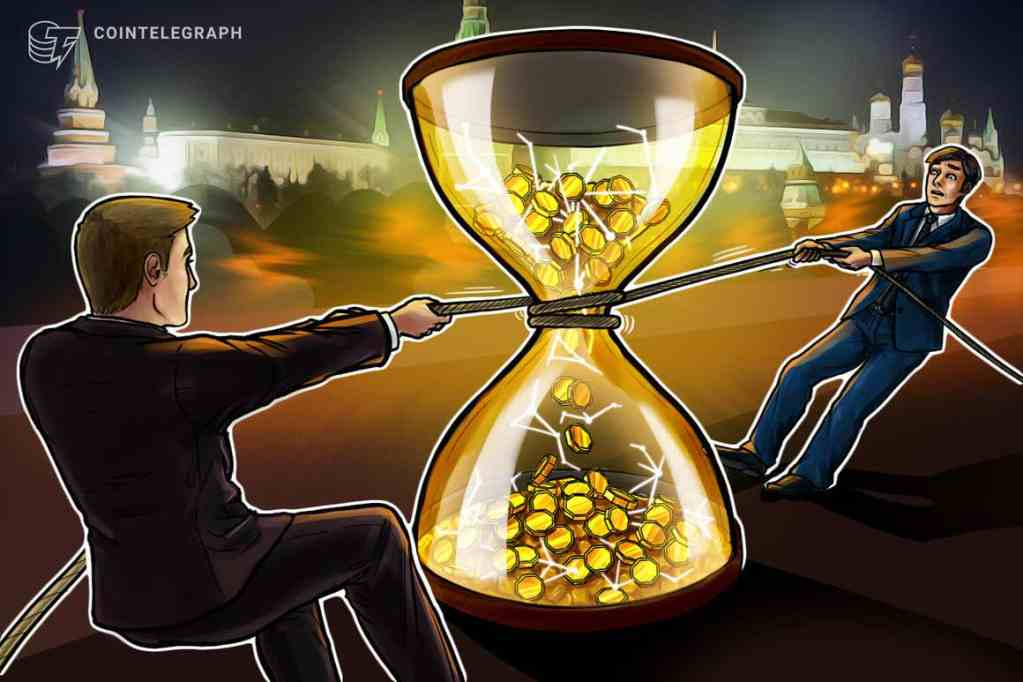 Russia aims to limit crypto purchases by non-accredited investors