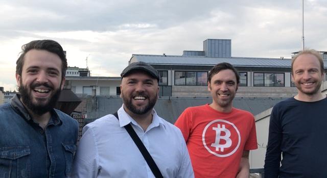 Blockchain Hotel Essen