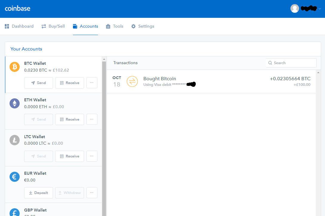 coinbase not sending litecoin