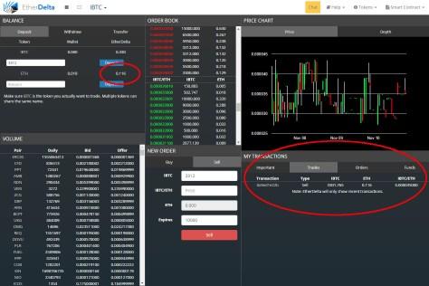 Selling iBTC (Image: Bitcoin Investors UK)