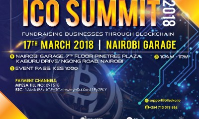 kenya's first ico summit