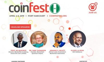 CoinFest Nigeria 2019