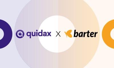 Quidax Partners With Flutterwave