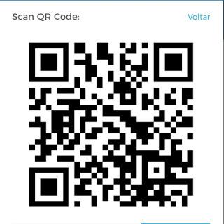 Código QR de bitcoin