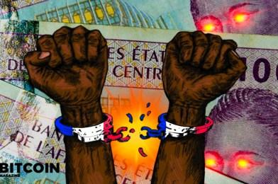 محاربة الاستعمار المالي بالبيتكوين